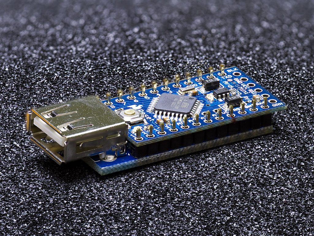 Usb host shield for arduino pro mini tkj electronics webshop