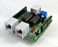 Arduino NXT Motor Shield - Kit